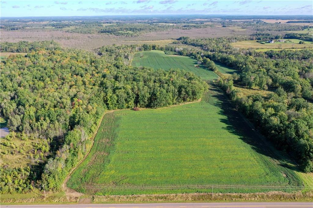 View Vacant Land For Sale at 180 Acres Highway AA, New Auburn, WI