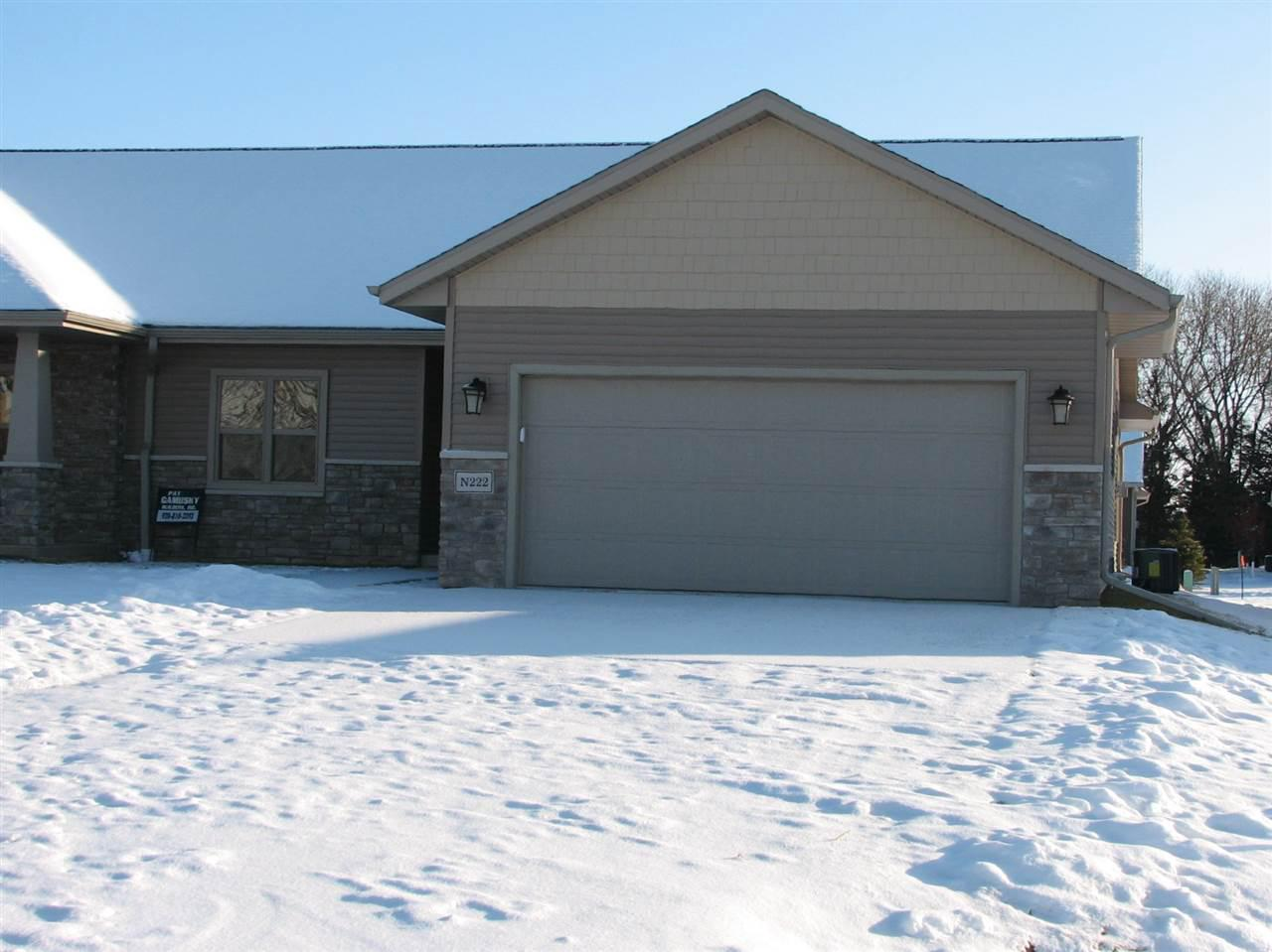 View Single-Family Home For Sale at N222 EASTOWNE LANE, Appleton, WI