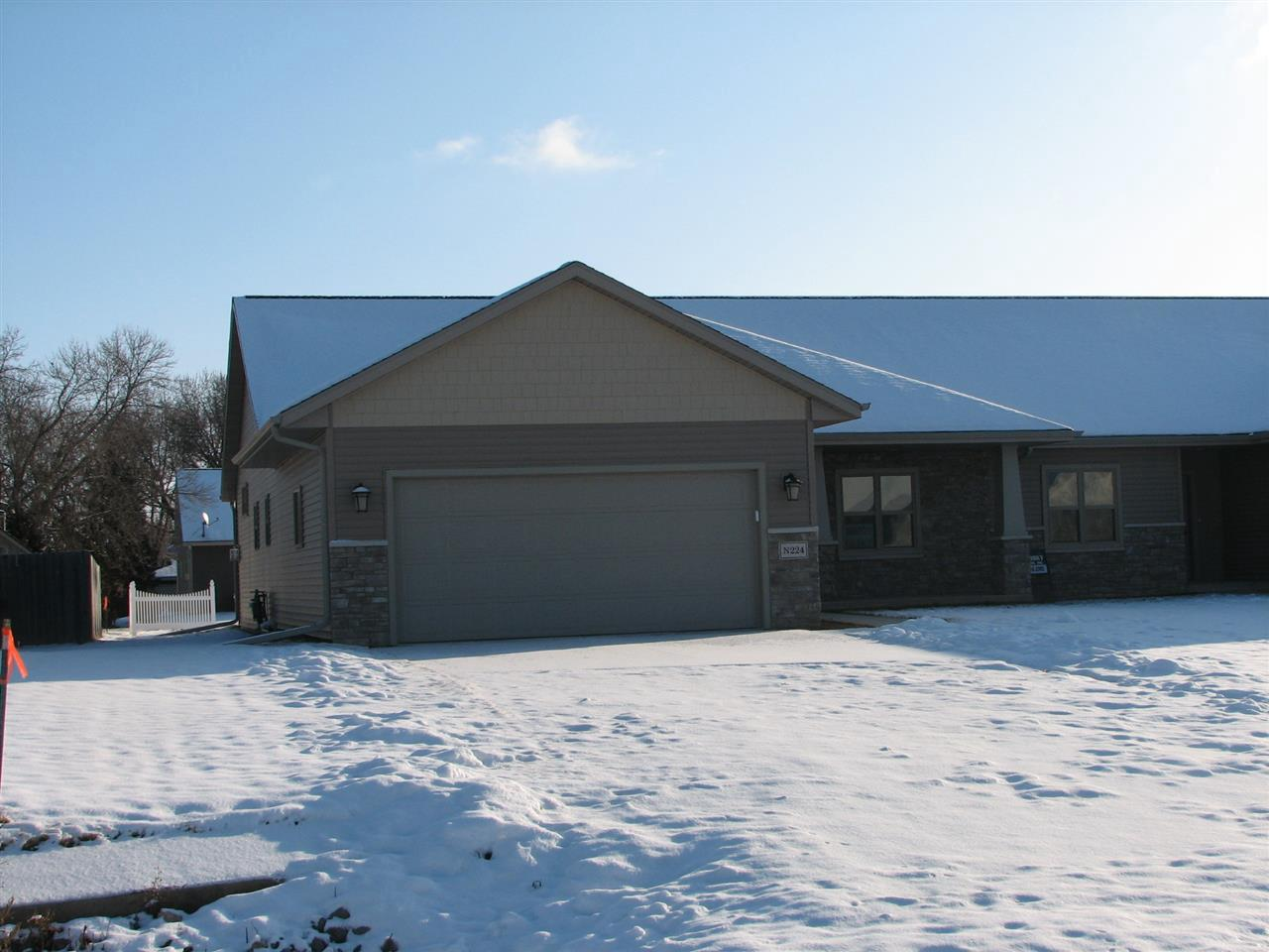View Single-Family Home For Sale at N224 EASTOWNE LANE, Appleton, WI