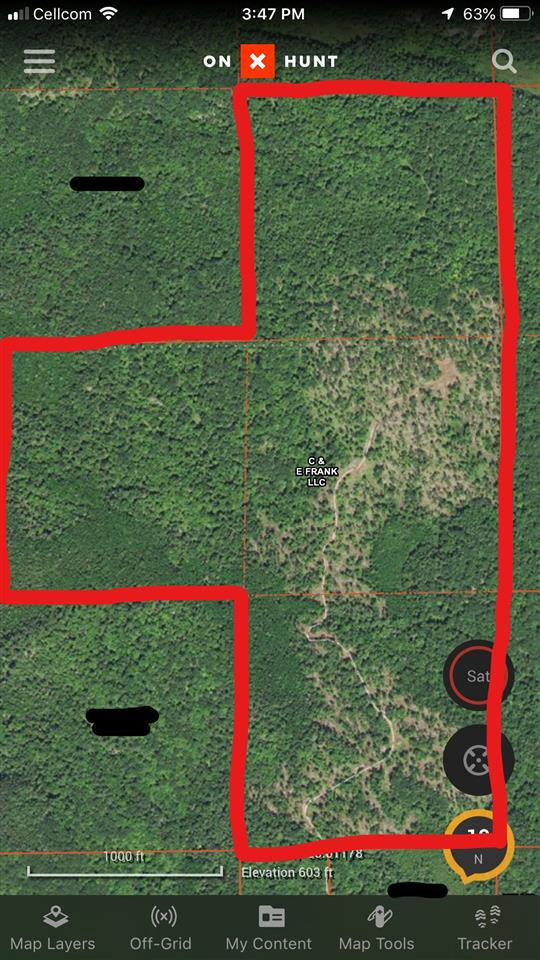 View Vacant Land For Sale at HWY OO, Pembine, WI