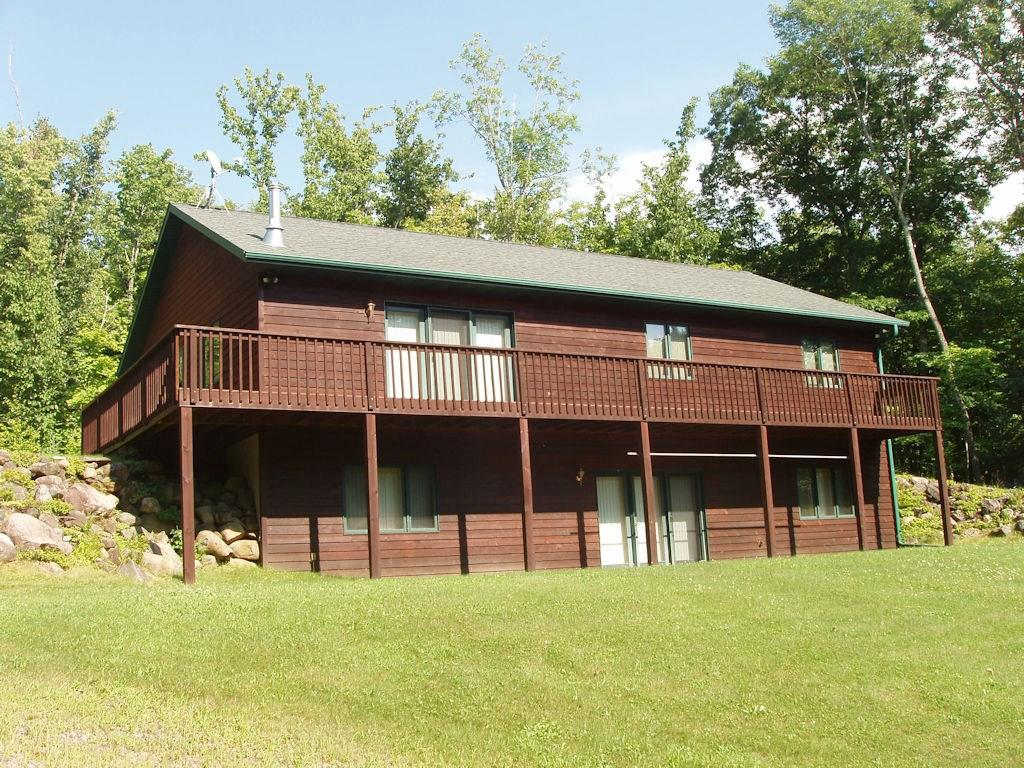 View Single-Family Home For Sale at W11026 CTH E, Park Falls, WI