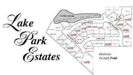 View Vacant Land For Sale at Lot 32 Lake Park Dr, Marinette, WI