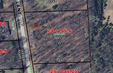 View Vacant Land For Sale at 3.26 Acres Rustic Oak Ln, Peshtigo, WI