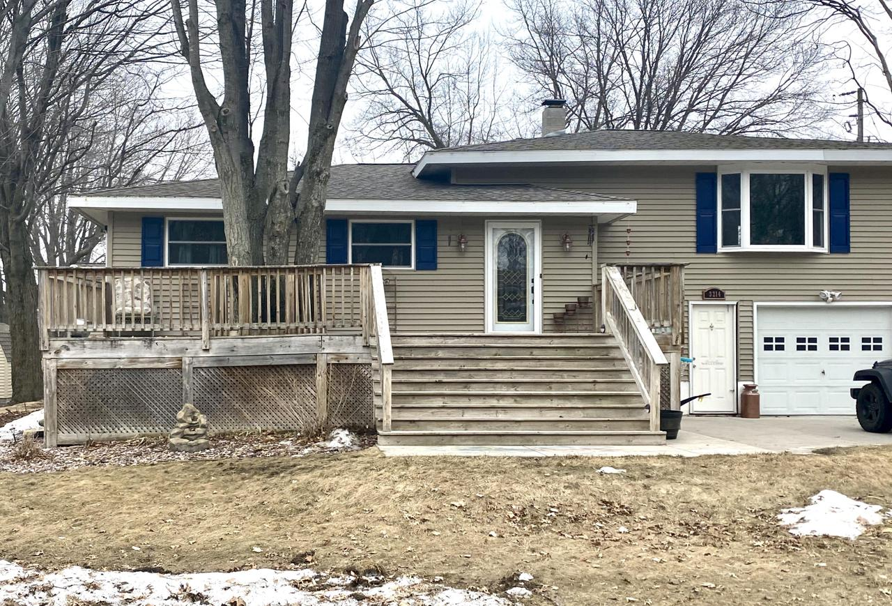 View Single-Family Home For Sale at 3214 18th St, MENOMINEE, MI