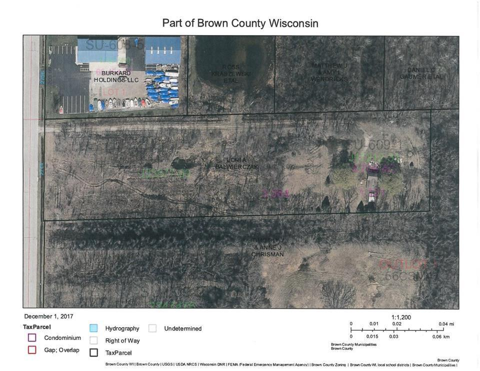 View Vacant Land For Sale at 2744 E DEERFIELD AVENUE, Suamico, WI