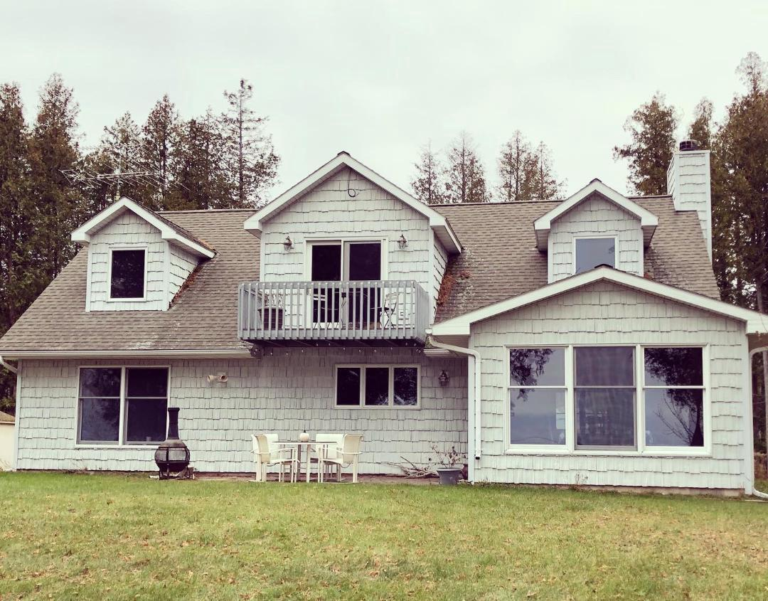 View Single-Family Home For Sale at N6742 N Harbor Point Ln, MENOMINEE, MI