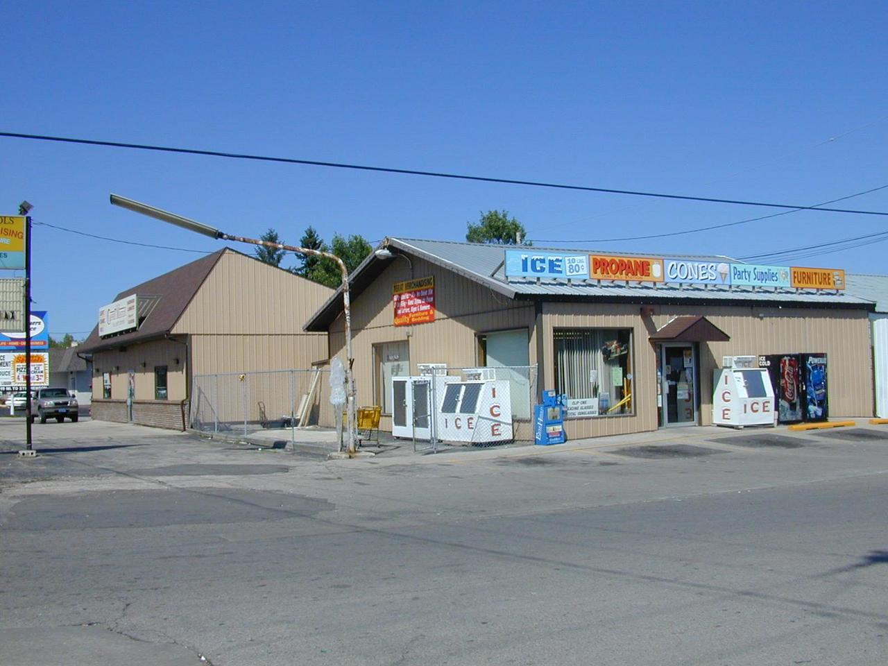 View Commercial For Sale at 3808 10th St, MENOMINEE, MI