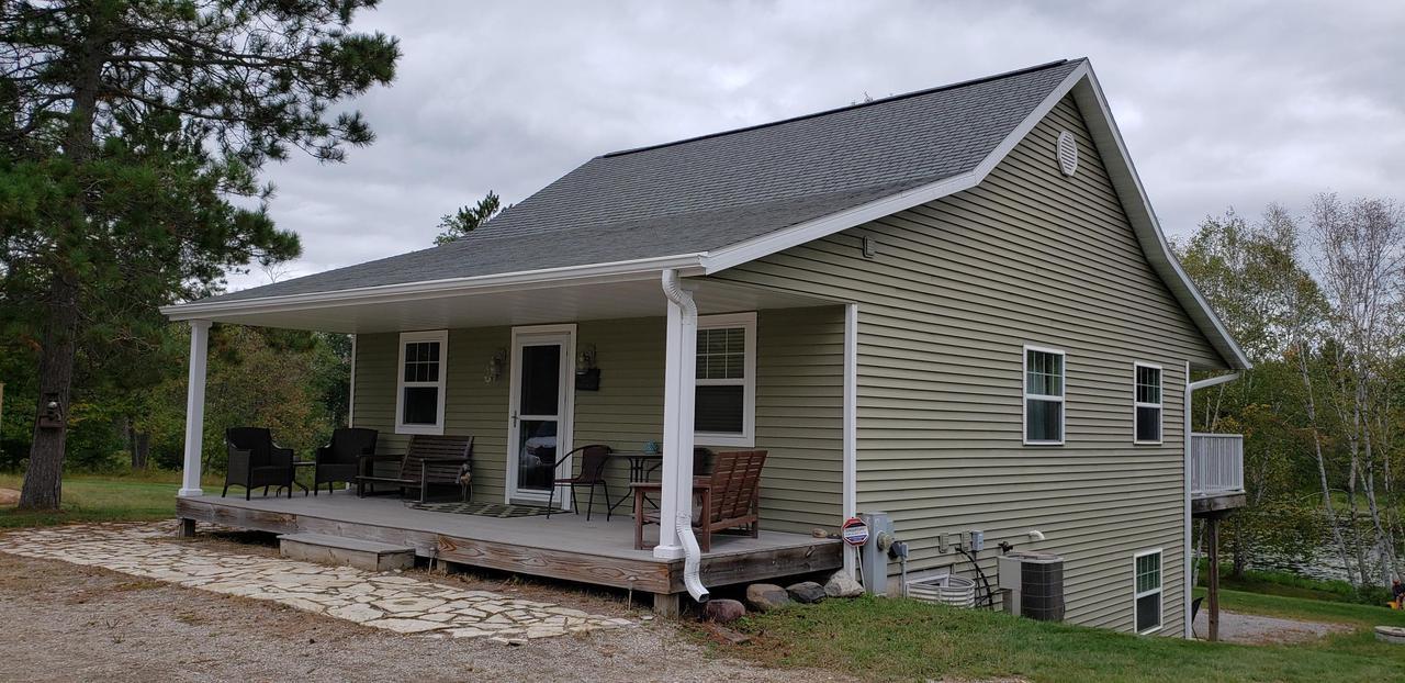 View Single-Family Home For Sale at W10106 Wild Turkey Trl, STEPHENSON, MI