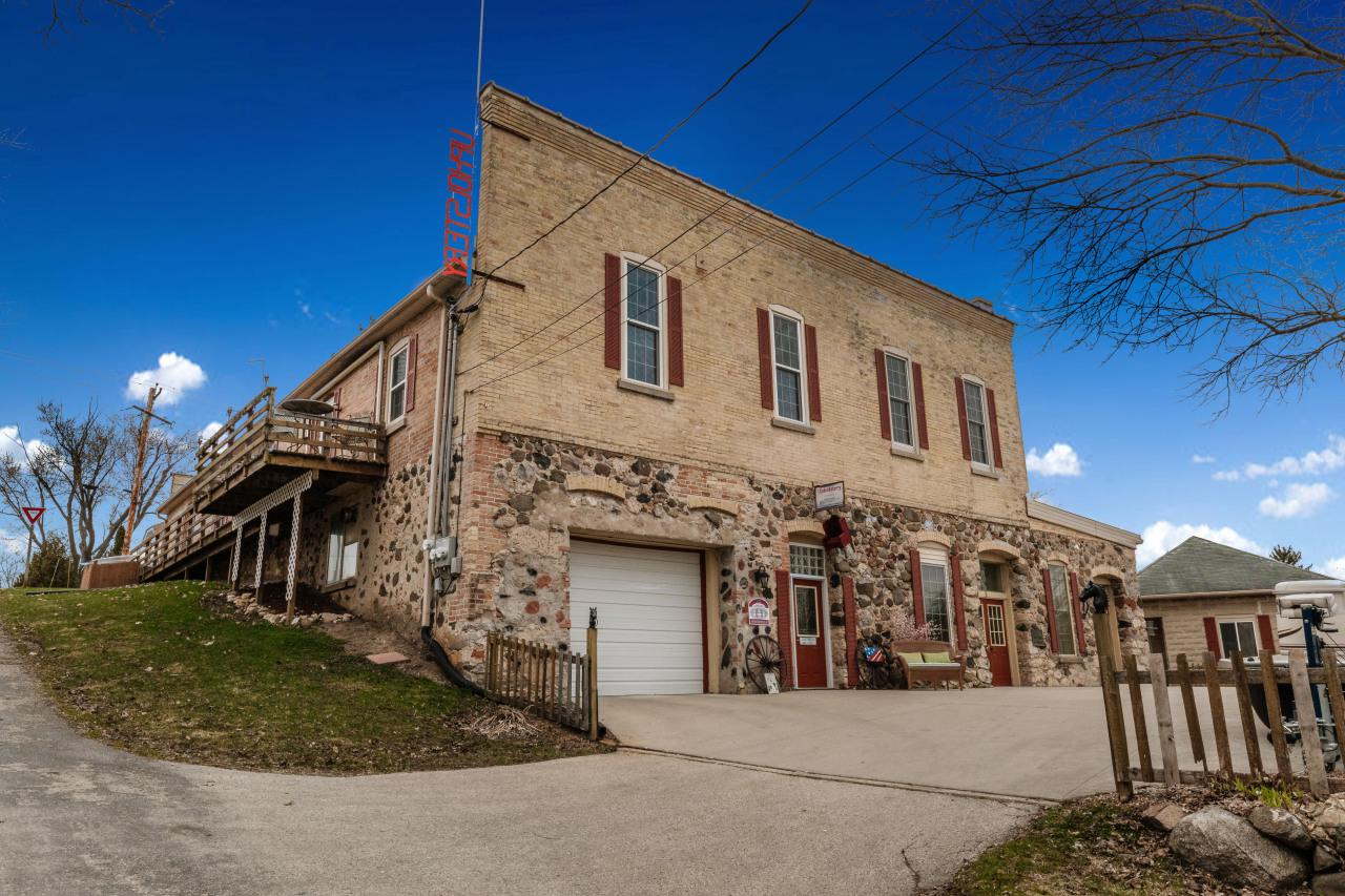 View Multi-Family For Sale at 121 S Menomonee St #123, 124 Mill St, Theresa, WI