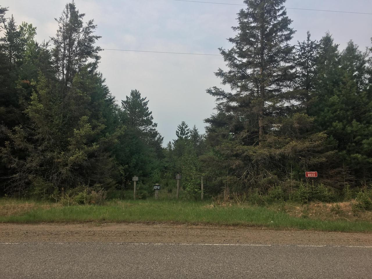 View Vacant Land For Sale at W8313 County Road OO, Pembine, WI