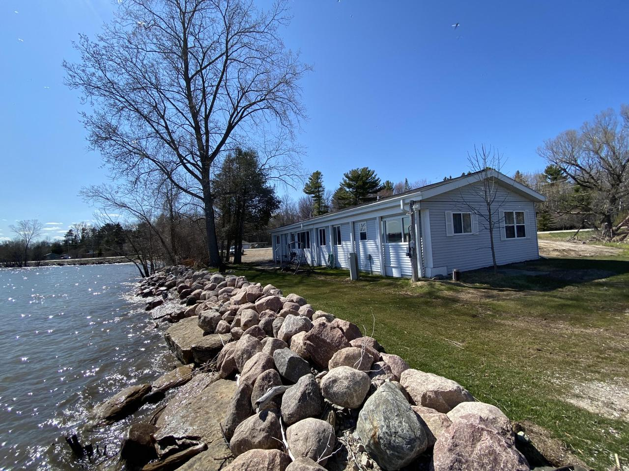 View Single-Family Home For Sale at N2134 HWY M 35, INGALLSTON, MI
