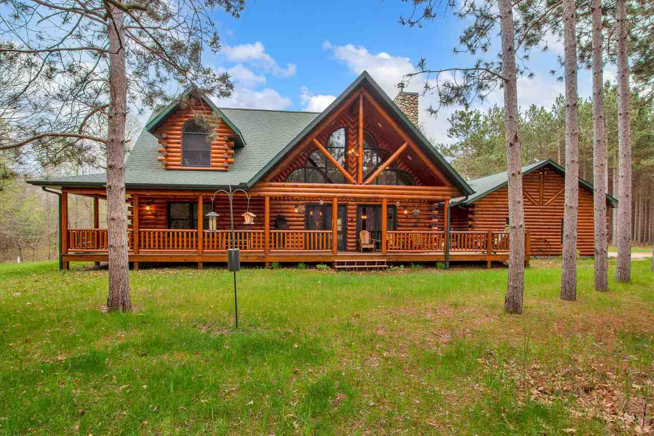 View Single-Family Home For Sale at 476 County Road Z, Nekoosa, WI