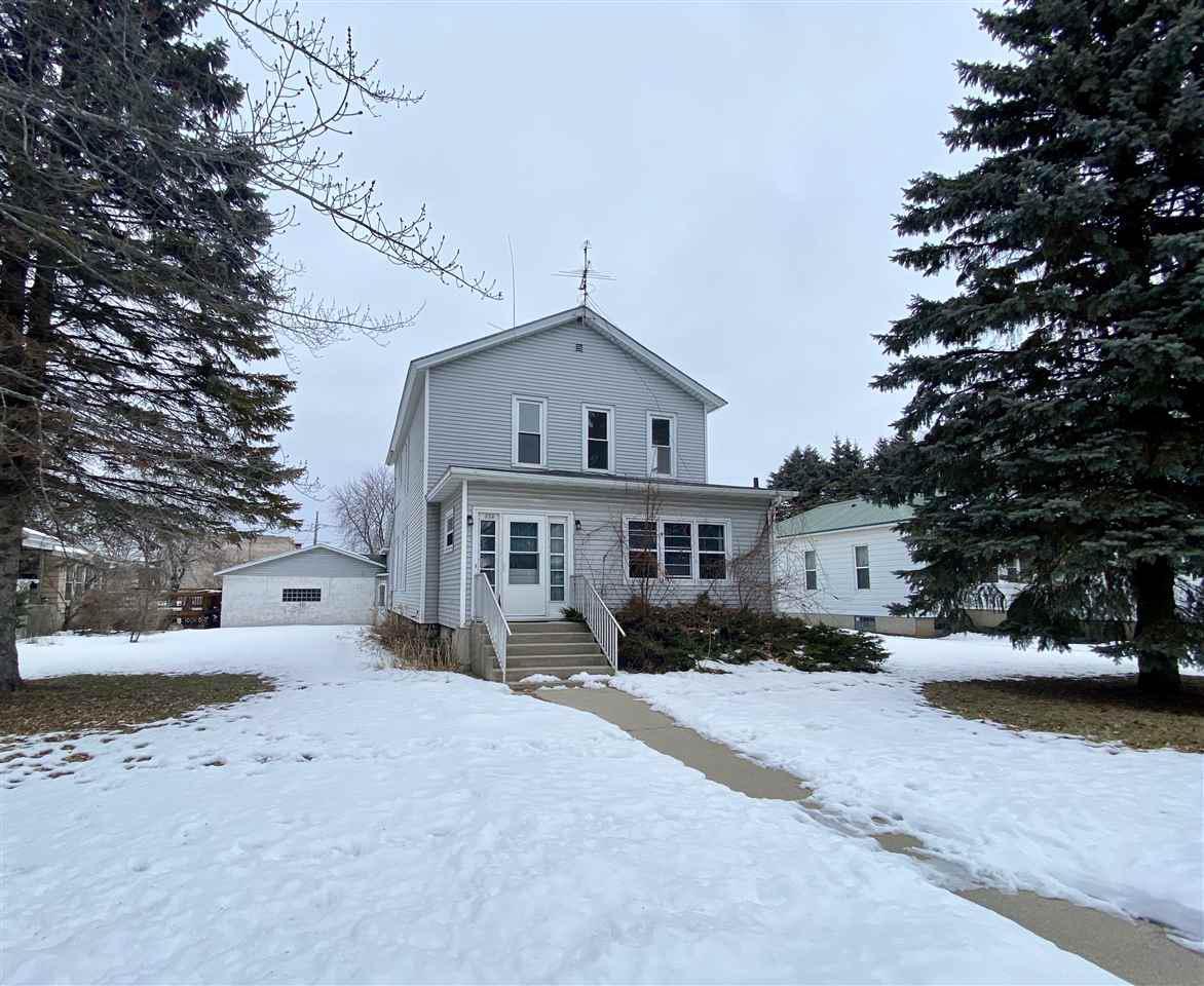 View Single-Family Home For Sale at 604 5TH AVENUE, Menomonie, MI
