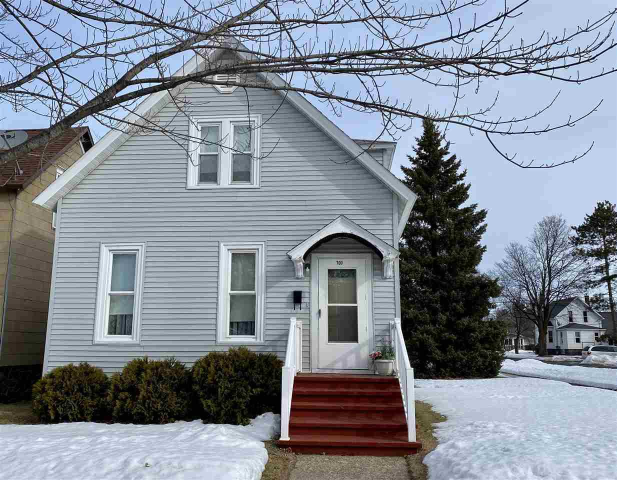View Single-Family Home For Sale at 700 ELIZABETH STREET, Marinette, WI