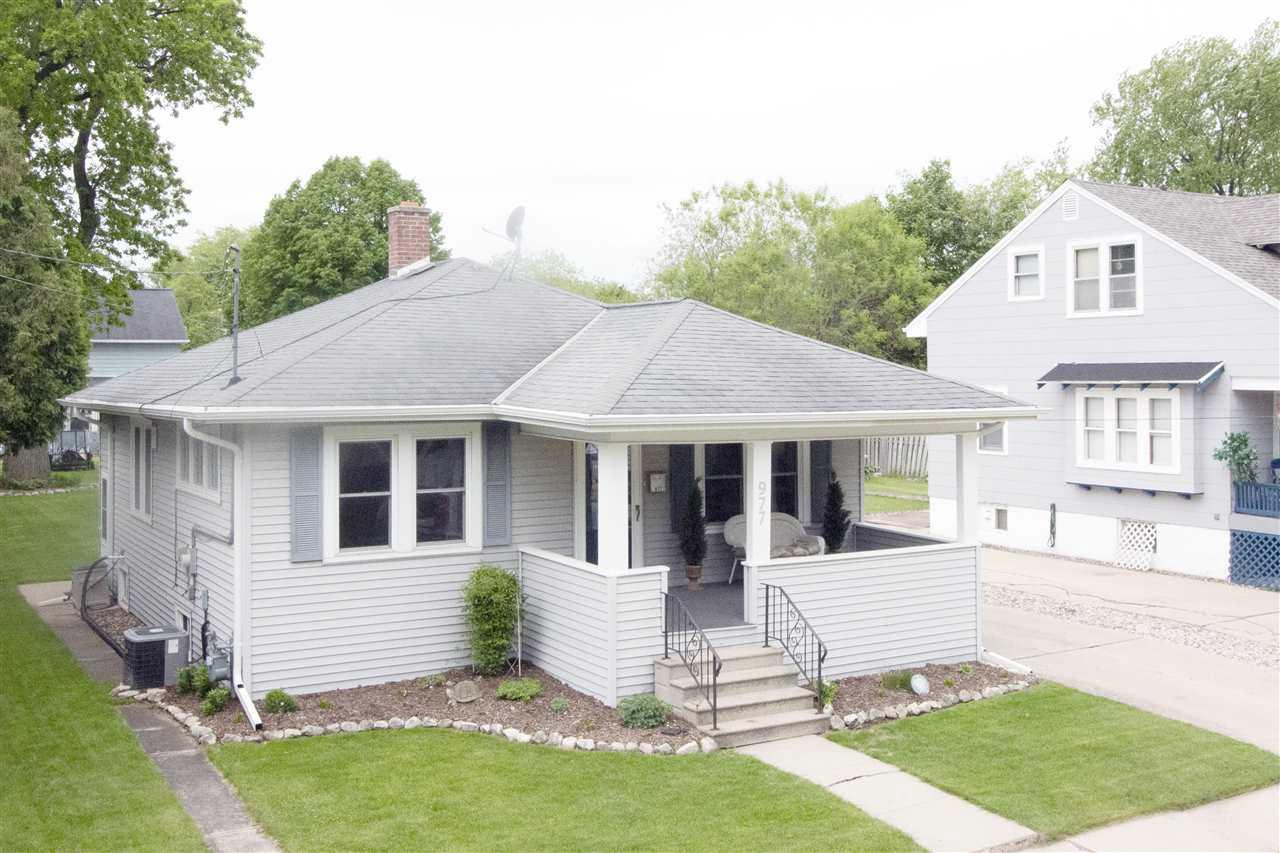View Single-Family Home For Sale at 977 CHRISTIANA STREET, Green Bay, WI