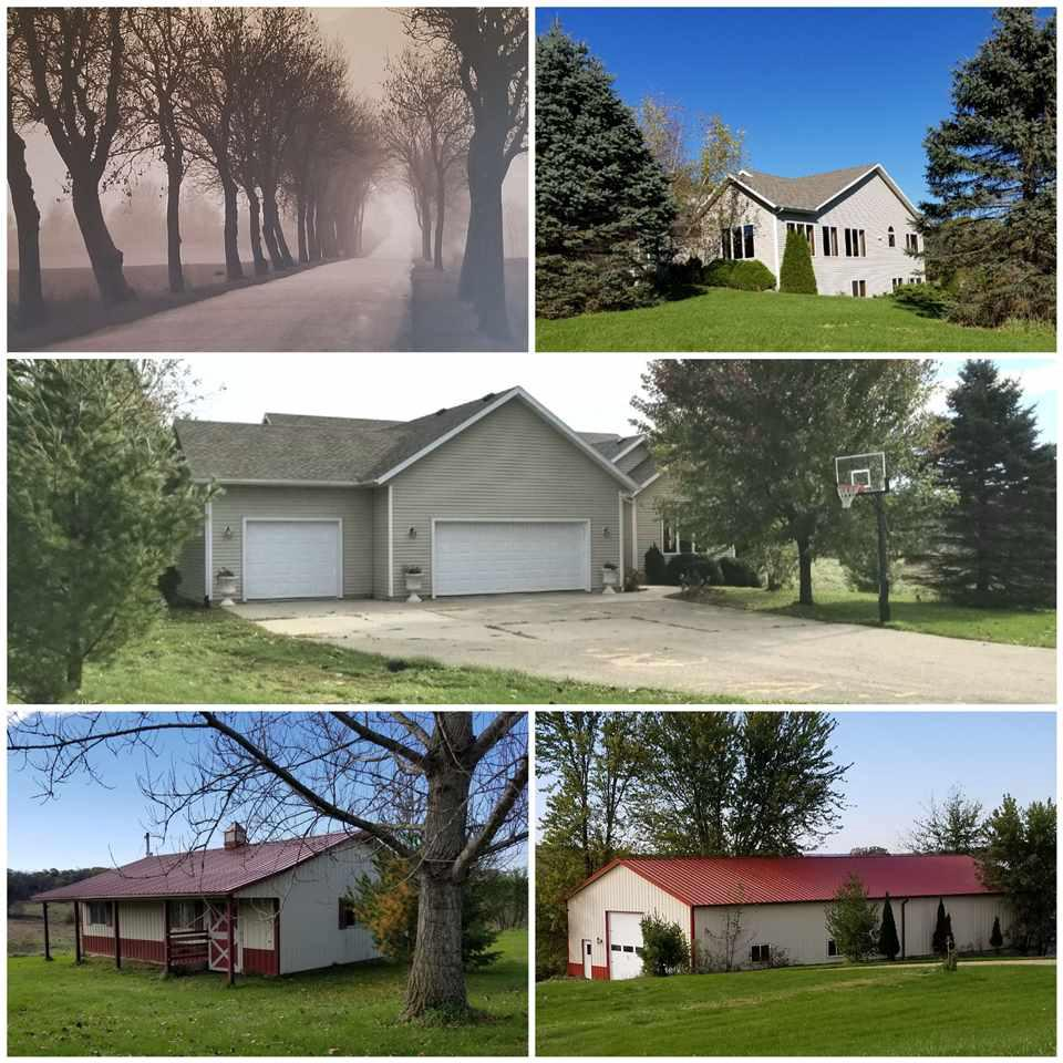 View Single-Family Home For Sale at 1330 Fritz Rd, Verona, WI