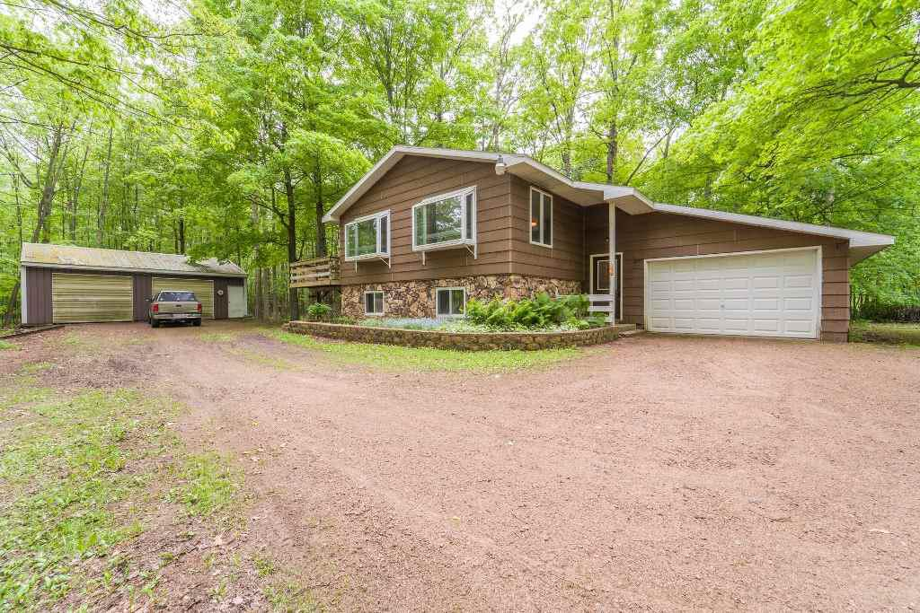 View Single-Family Home For Sale at 11895 EISENHOWER DRIVE, Chili, WI