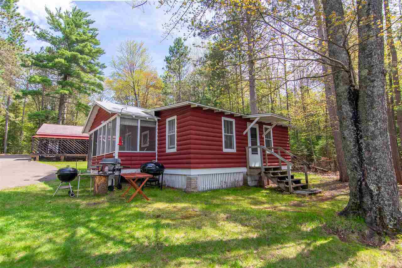 View Single-Family Home For Sale at 4393 LAKE EMILY DRIVE, Florence, WI