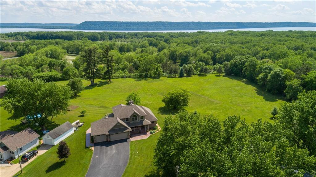 View Single-Family Home For Sale at N867 385th Street, Maiden Rock, WI
