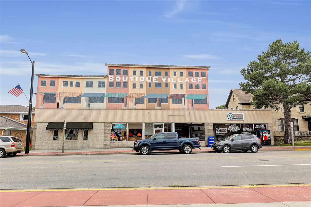 View Commercial For Sale at 118 E PULASKI STREET, Pulaski, WI