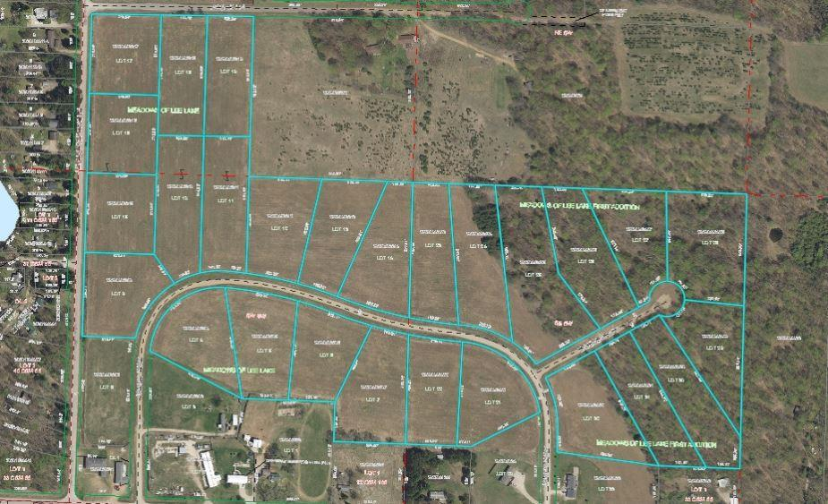 View Vacant Land For Sale at MARYANN COURT, Pound, WI