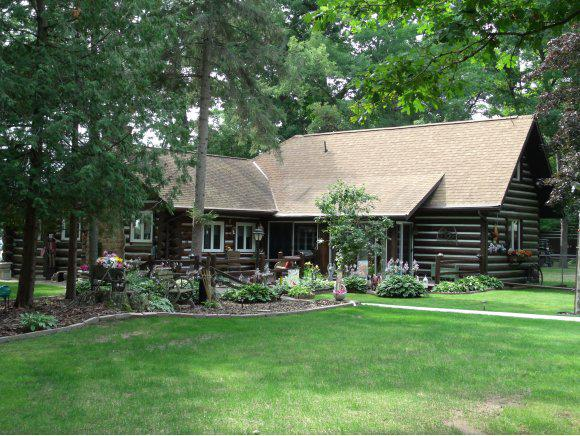 View Single-Family Home For Sale at 9651 RIVER PINES LANE, Fremont, WI