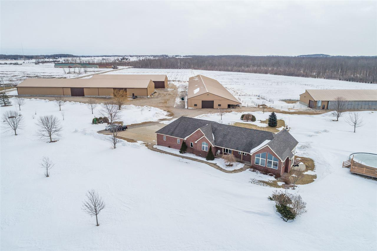 View Commercial For Sale at 2054 MILL ROAD, Greenleaf, WI