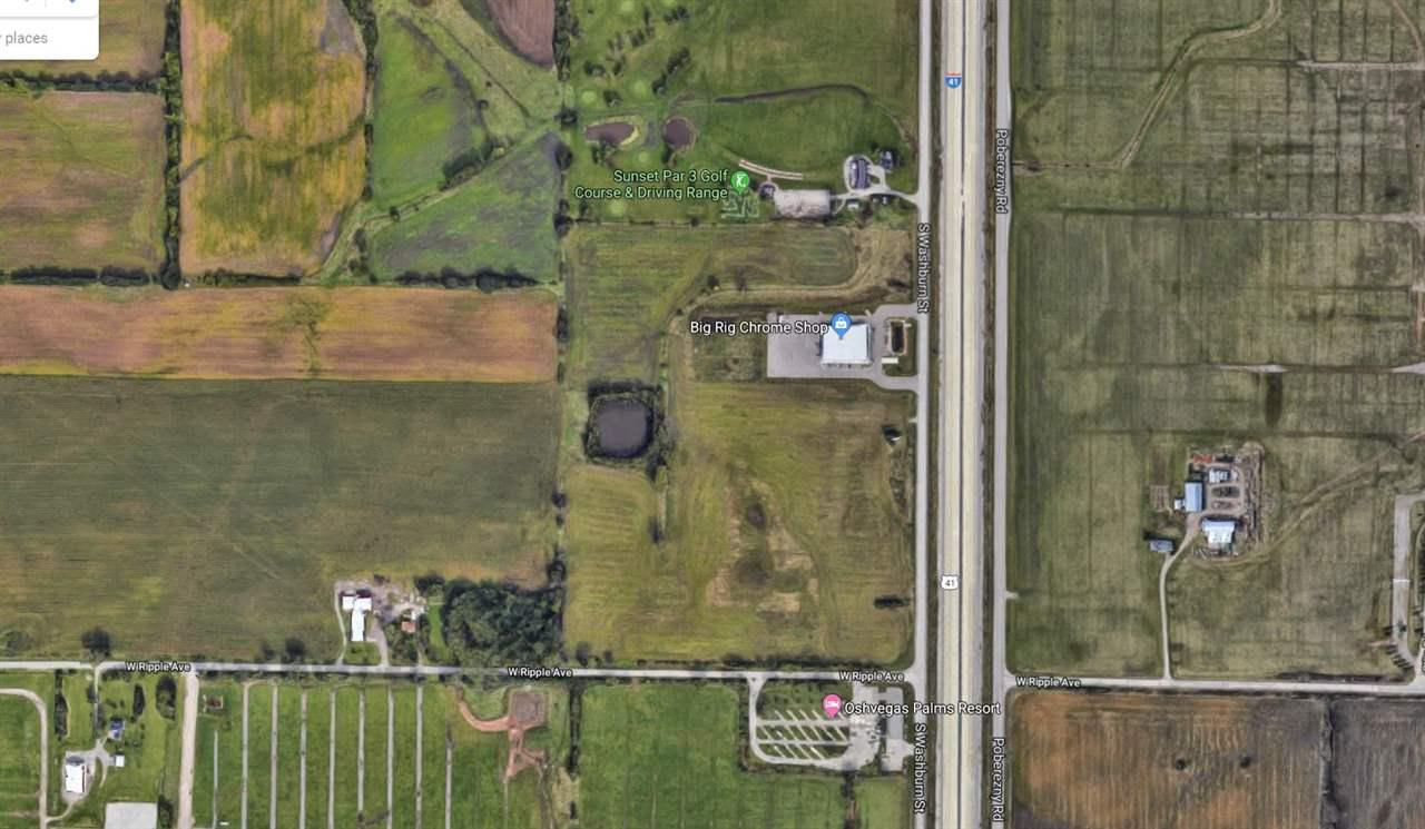 View Vacant Land For Sale at 3665 S WASHBURN STREET, Oshkosh, WI