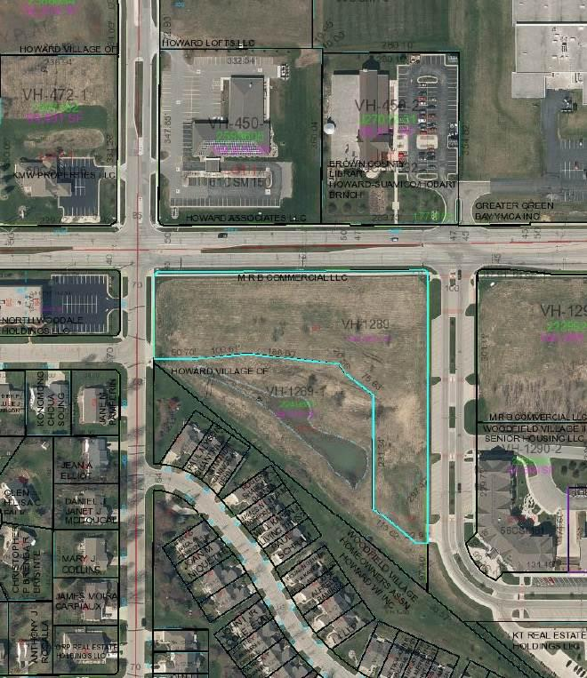 View Vacant Land For Sale at RIVERVIEW DRIVE, Green Bay, WI
