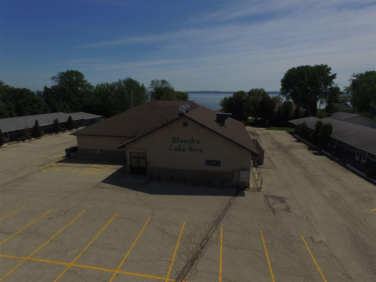 View Commercial For Sale at N8751 LAKESHORE DRIVE, Fond Du Lac, WI