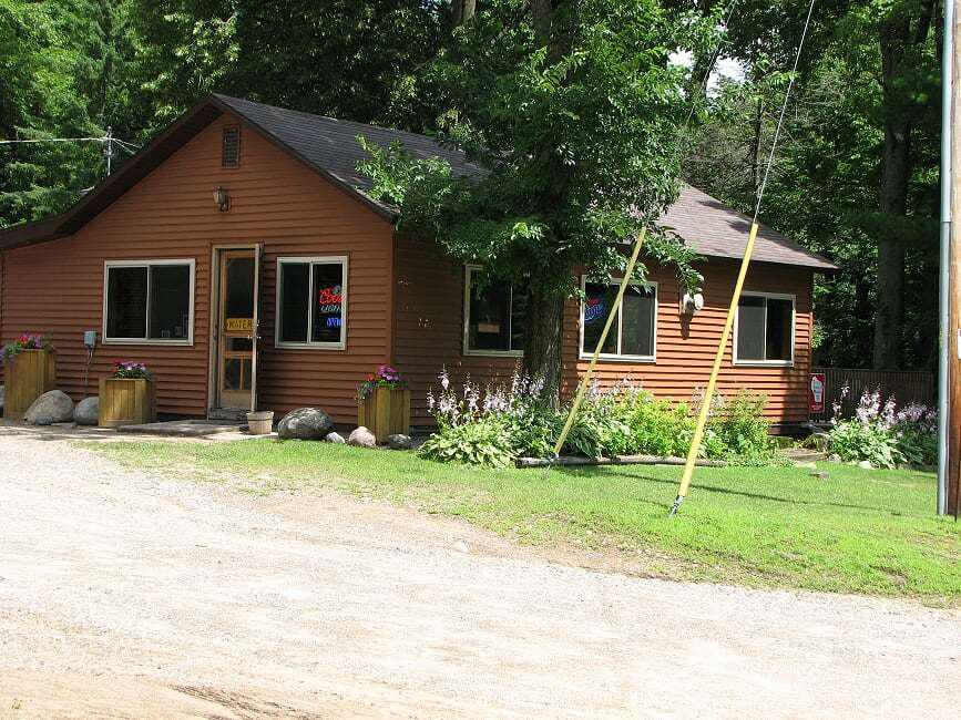 View Commercial For Sale at 16688 NICOLET ROAD, Townsend, WI