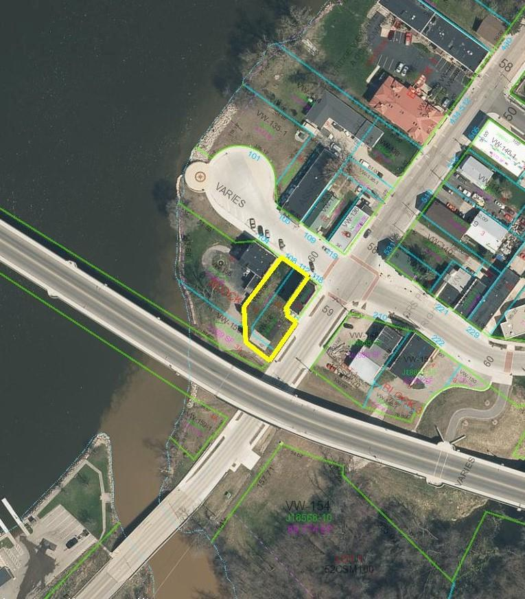 View Vacant Land For Sale at 108 HIGH STREET, Wrightstown, WI