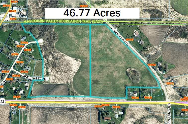 View Vacant Land For Sale at HWY 23, Eldorado, WI