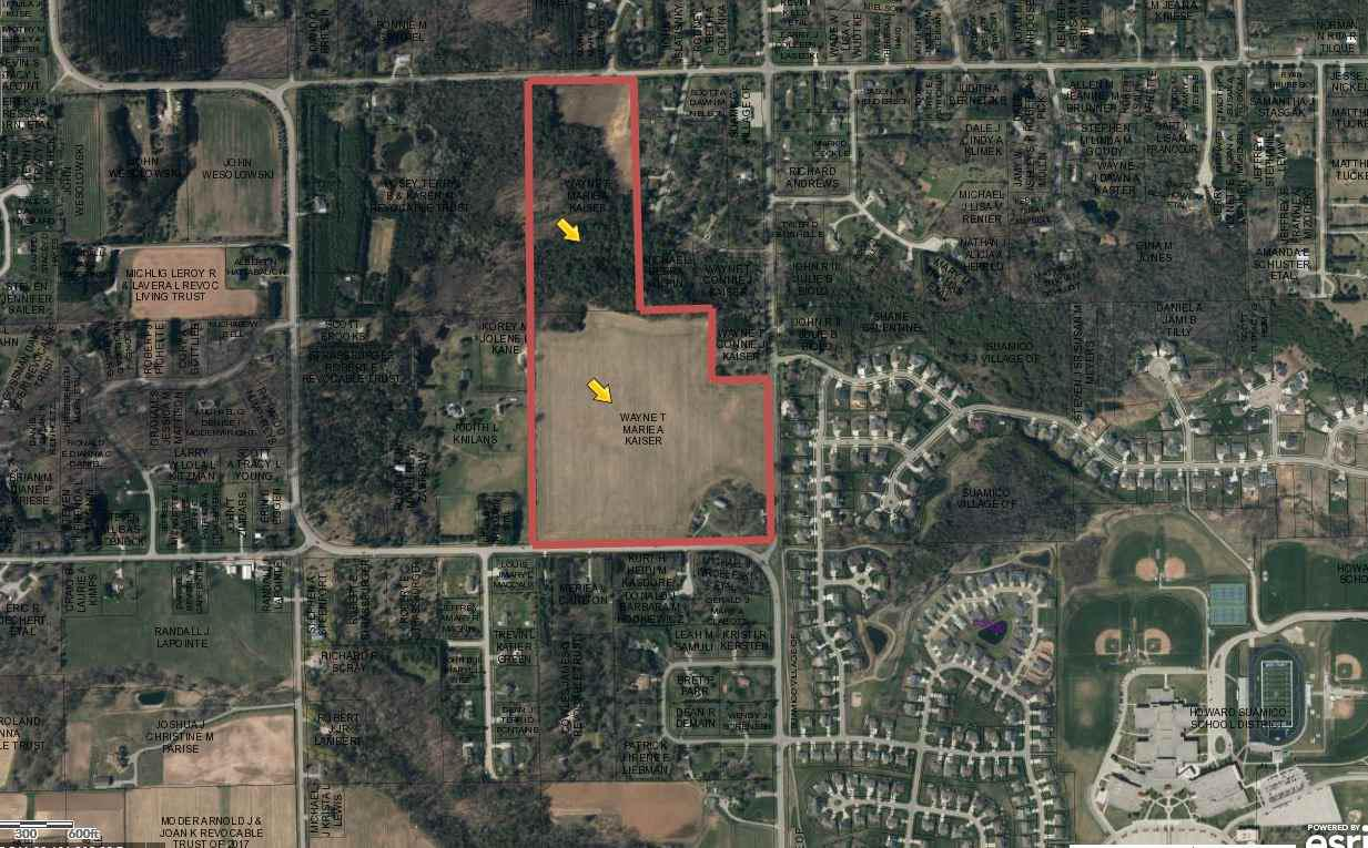 View Vacant Land For Sale at FAIRVIEW ROAD, Suamico, WI