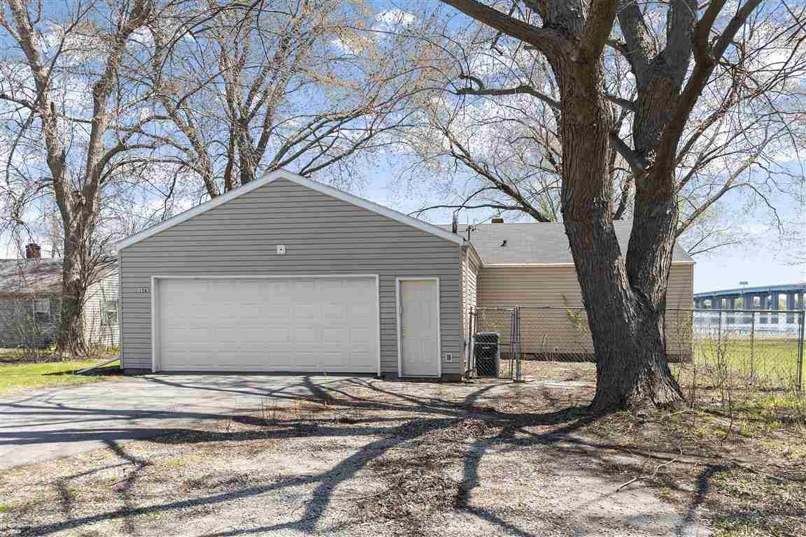 View Single-Family Home For Sale at 1583 BUTTE DES MORTS BEACH ROAD, Neenah, WI