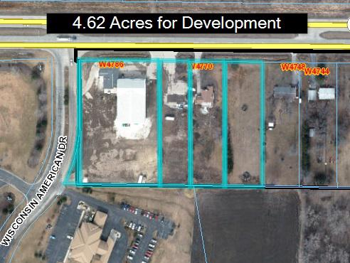 View Vacant Land For Sale at W4786 HWY 23, Fond Du Lac, WI
