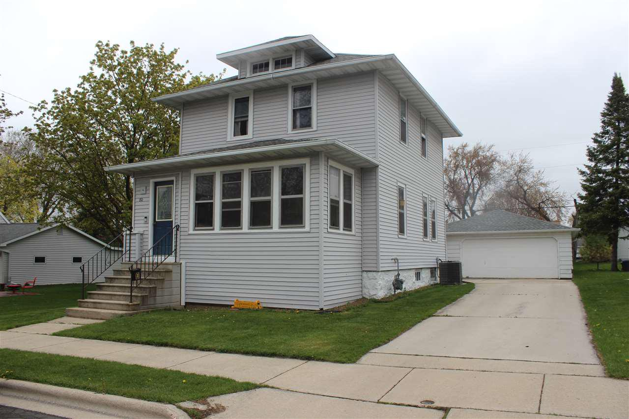 View Single-Family Home For Sale at 80 CENTER STREET, North Fond Du Lac, WI