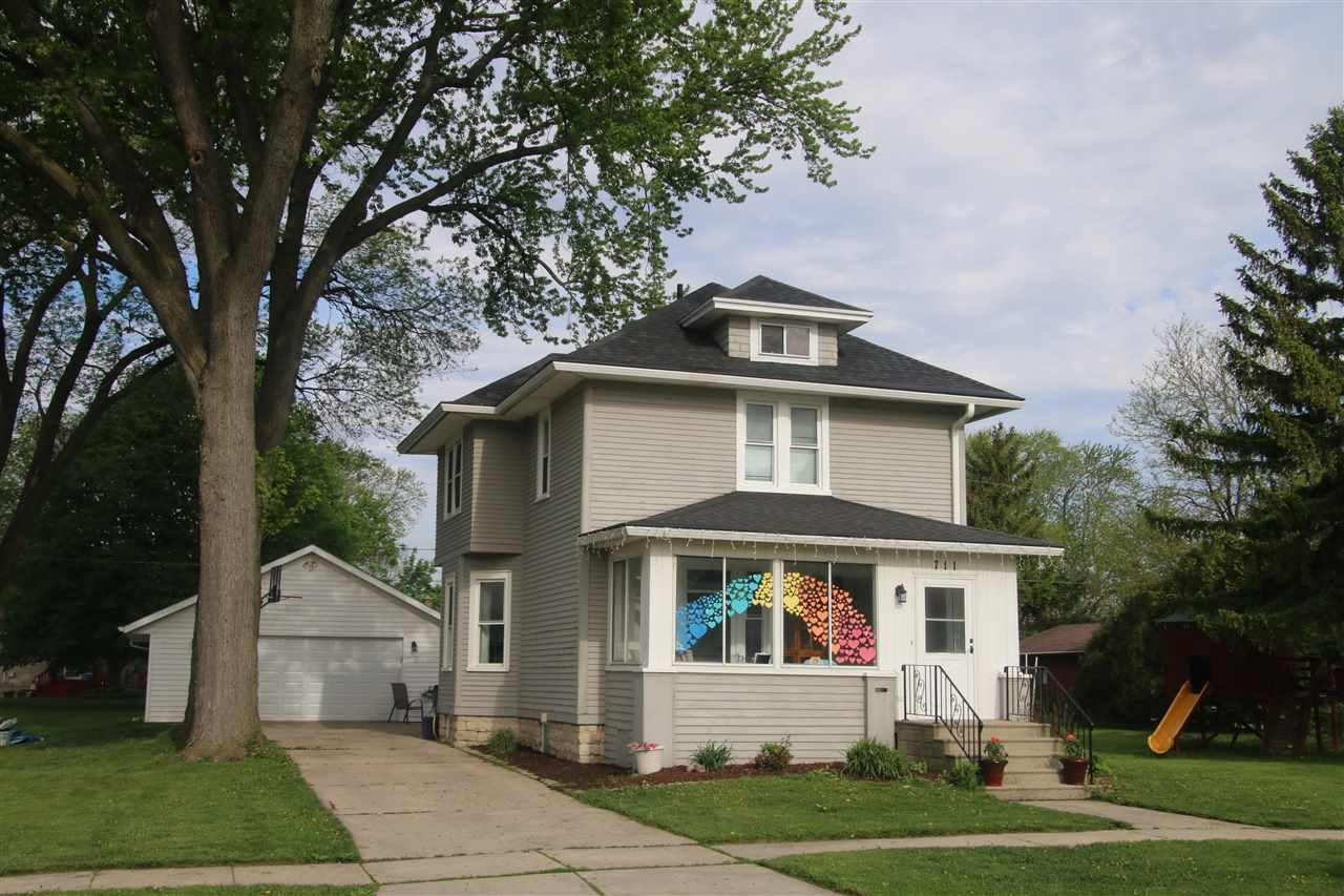View Single-Family Home For Sale at 711 FLORIDA AVENUE, North Fond Du Lac, WI