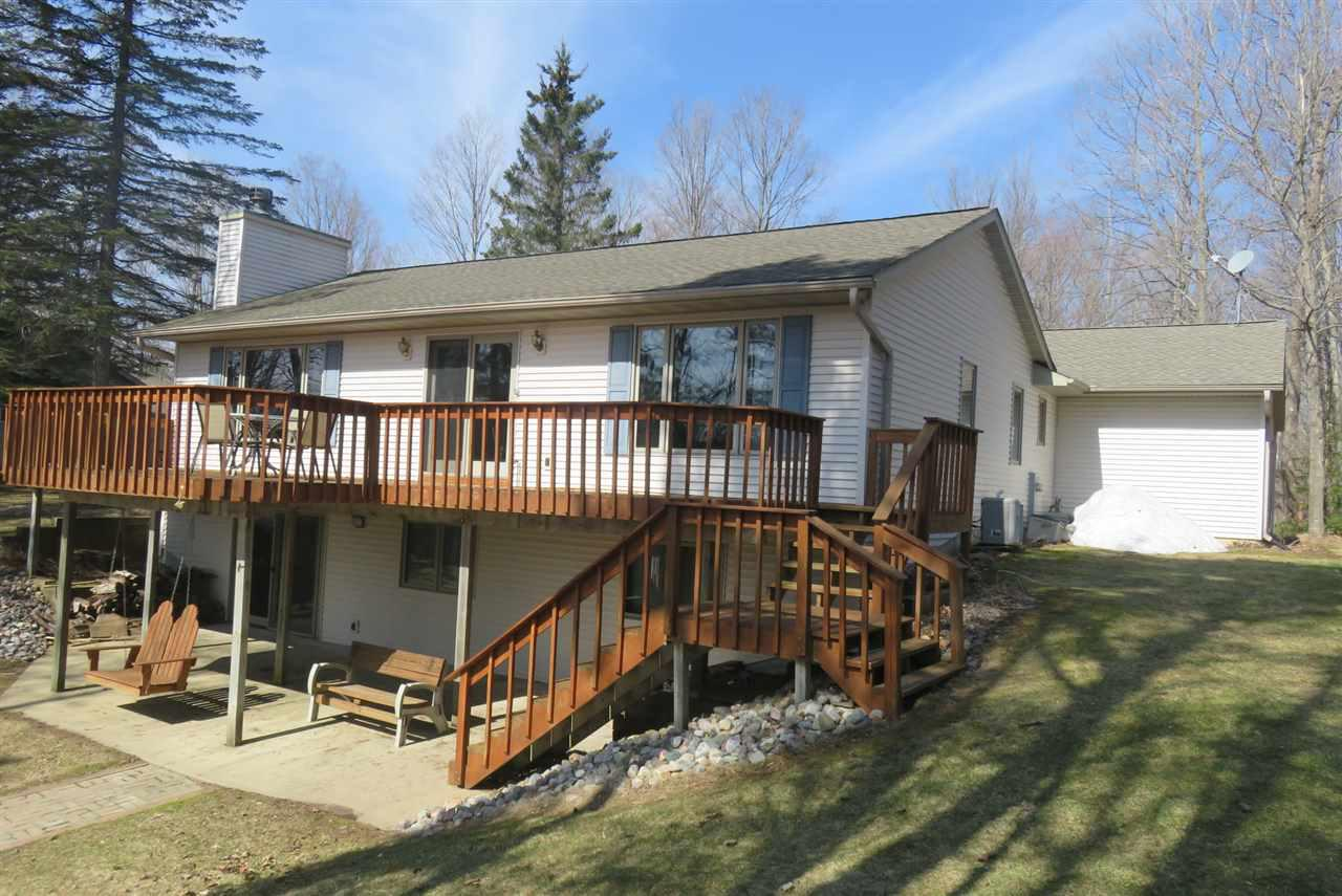 View Single-Family Home For Sale at 17398 ASPEN LANE, Townsend, WI