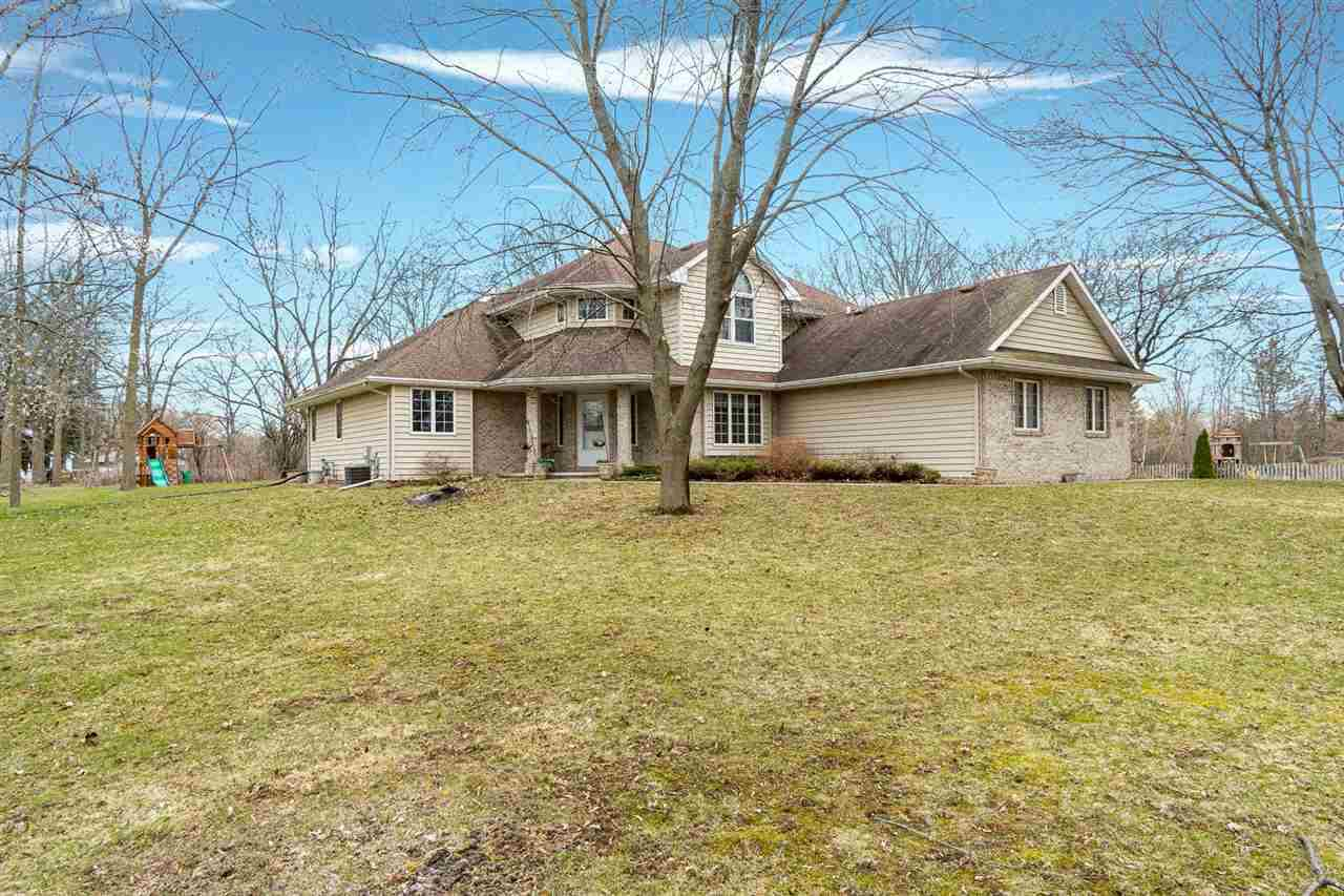 View Single-Family Home For Sale at 4264 COUNTRY CLUB ROAD, Oshkosh, WI