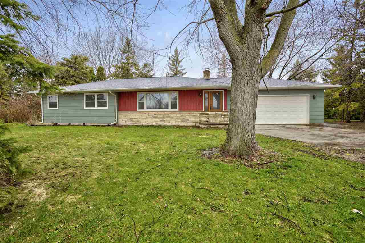 View Single-Family Home For Sale at 2642 HWY GG, Neenah, WI