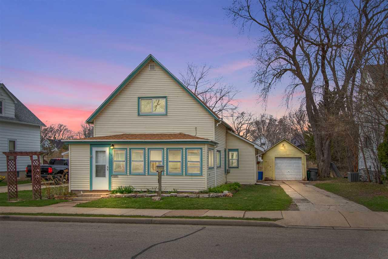 View Single-Family Home For Sale at 66 CLINTON STREET, North Fond Du Lac, WI