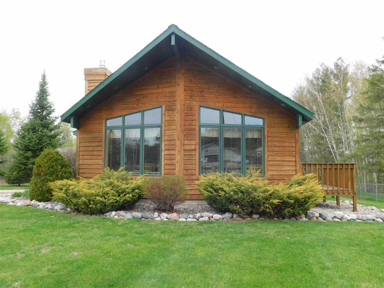 View Single-Family Home For Sale at 15444 HWY 32, Lakewood, WI