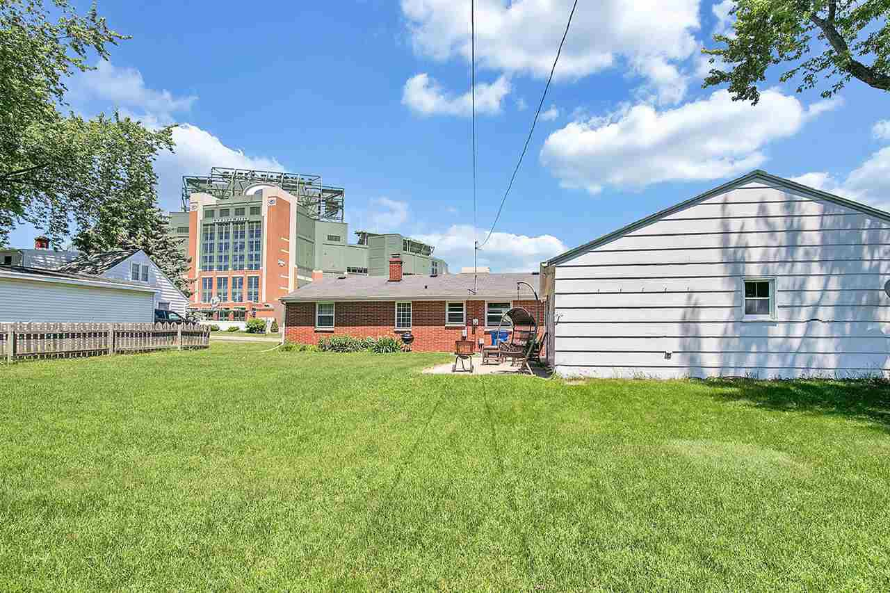 View Single-Family Home For Sale at 921 STADIUM DRIVE, Green Bay, WI