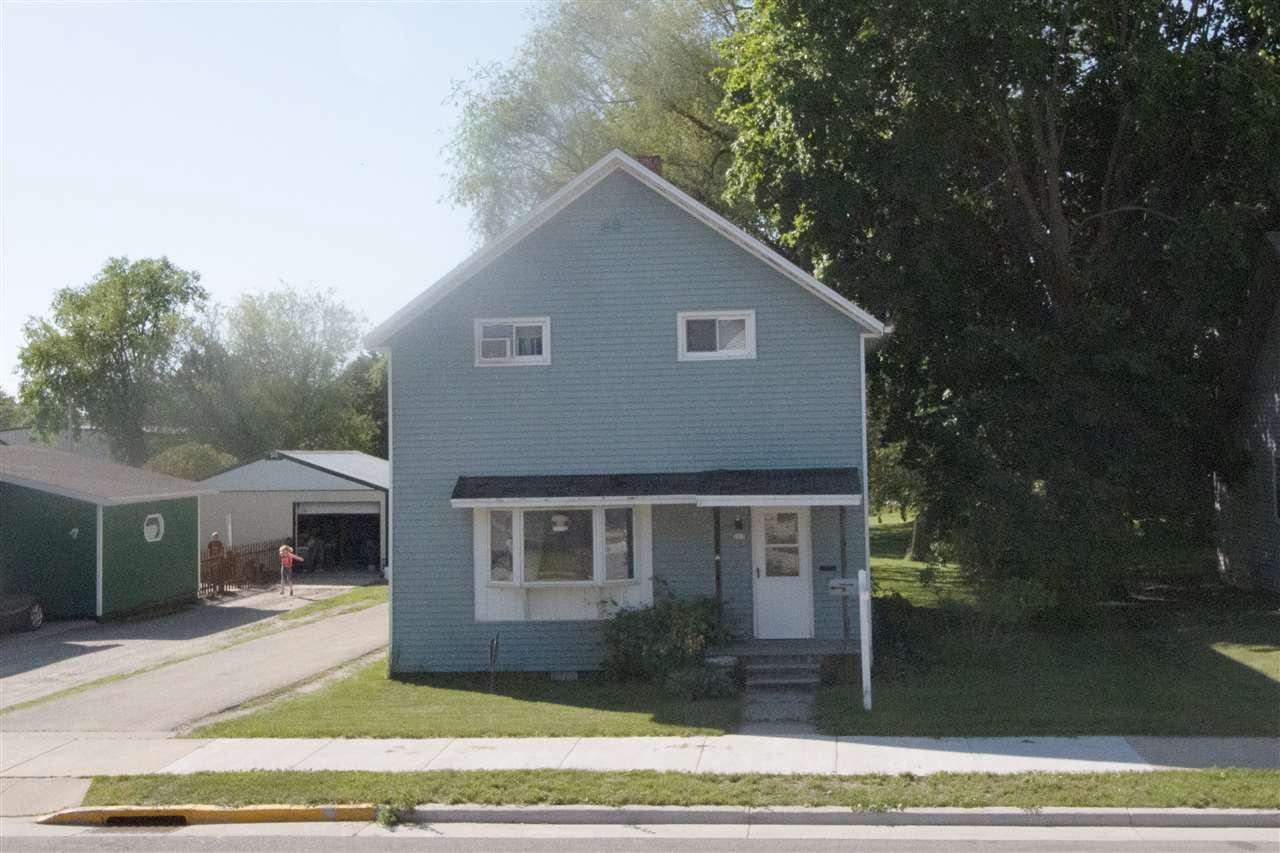 View Single-Family Home For Sale at 203 CHERRY AVENUE, Oconto Falls, WI
