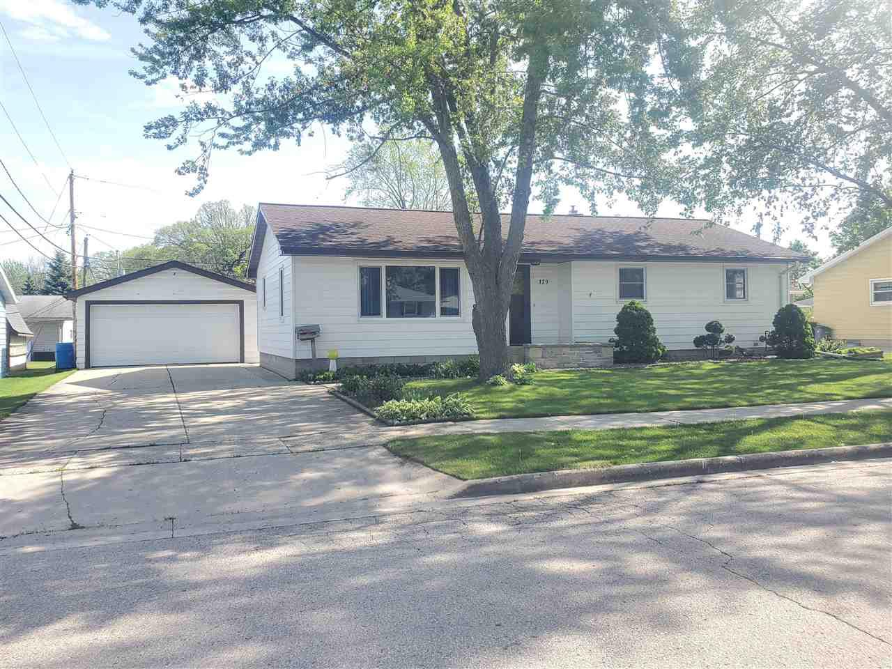 View Single-Family Home For Sale at 129 CHAPLEAU STREET, North Fond Du Lac, WI