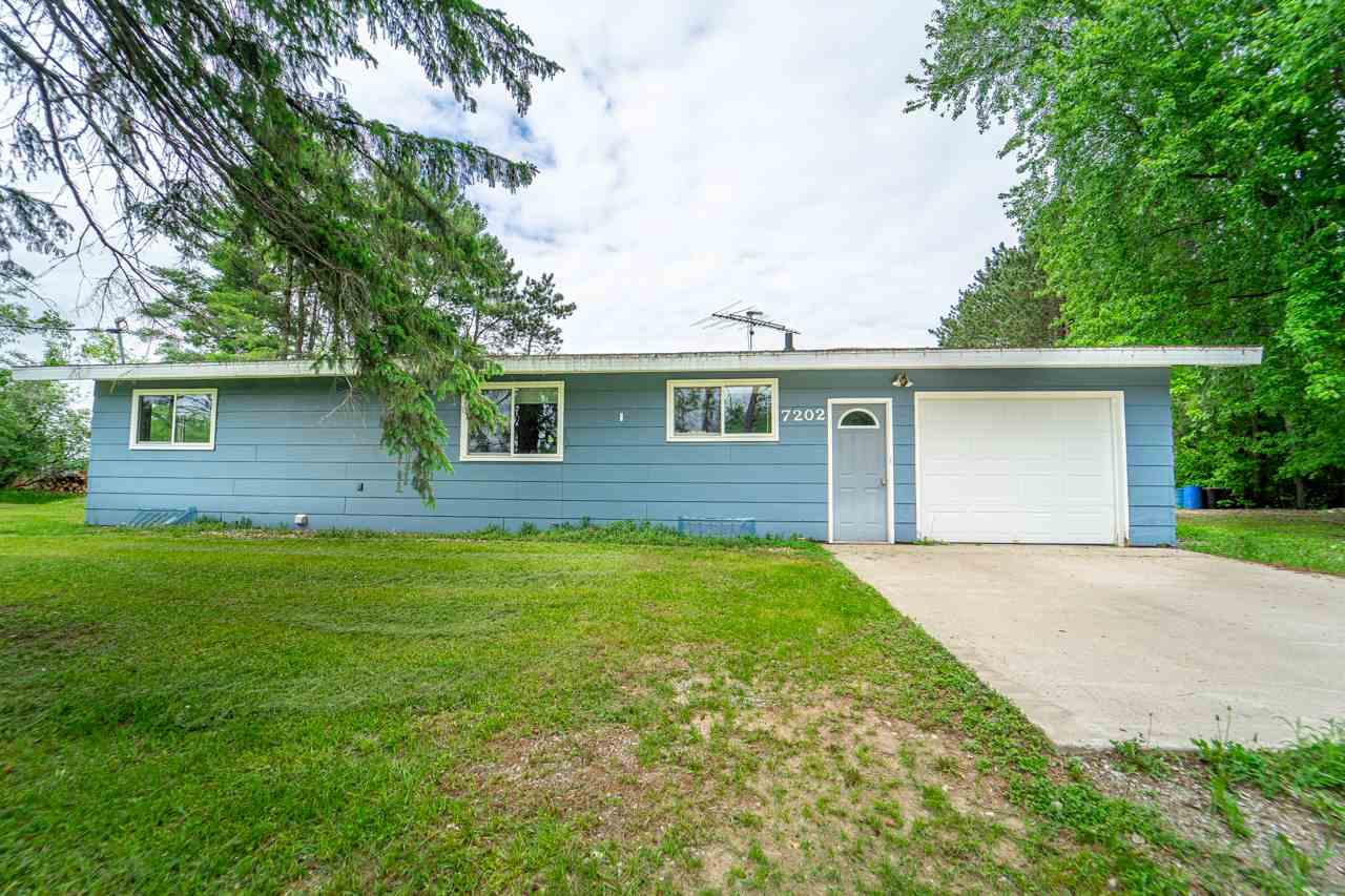 View Single-Family Home For Sale at E7202 GUTH ROAD, Weyauwega, WI