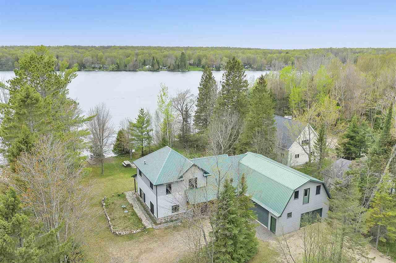 View Single-Family Home For Sale at 2781 TRUMP LAKE ROAD, Wabeno, WI