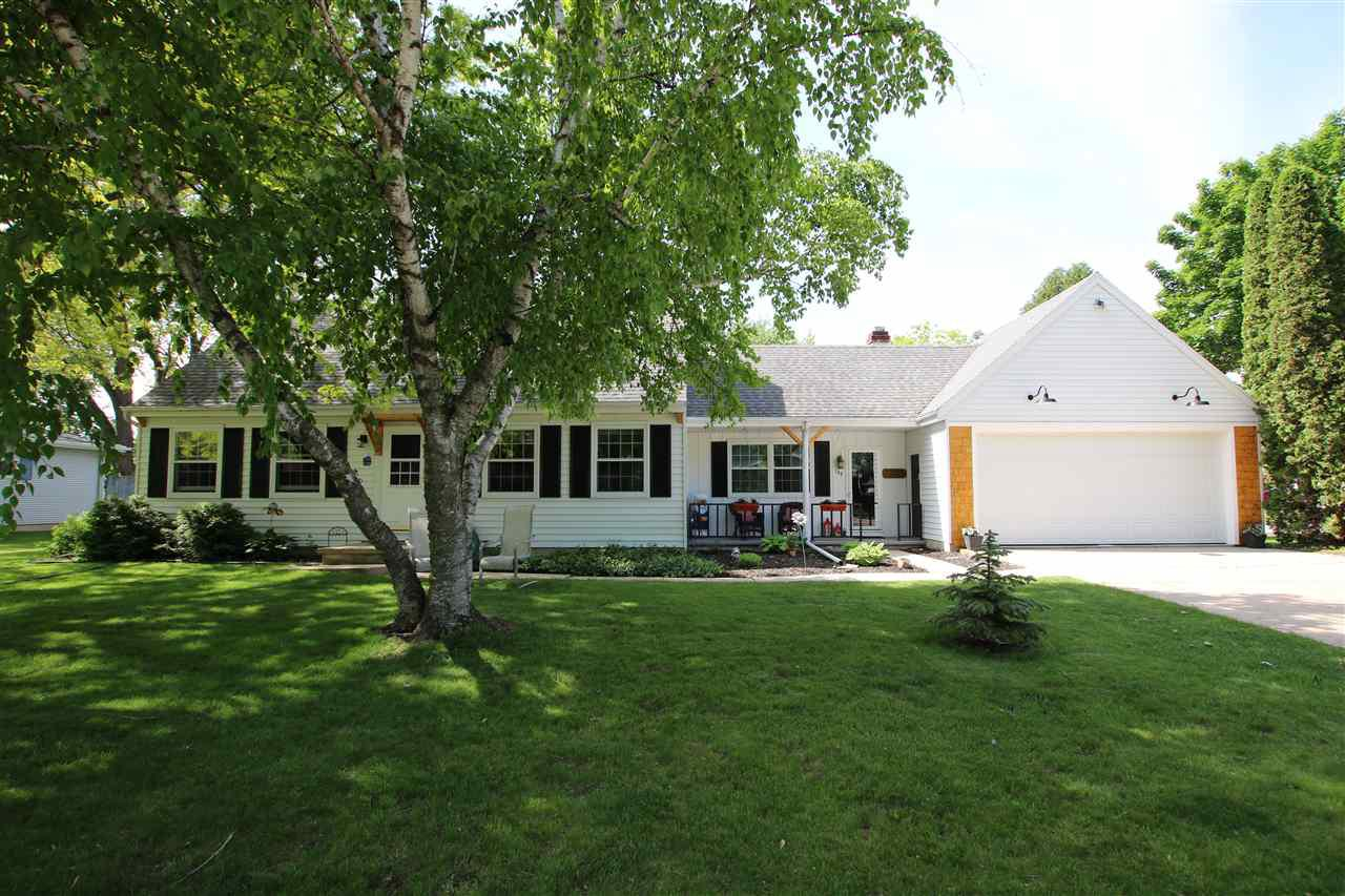 View Single-Family Home For Sale at 144 WILLIS COURT, North Fond Du Lac, WI