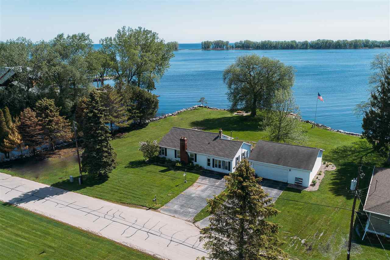 View Single-Family Home For Sale at 2502 LONGTAIL BEACH LANE, Suamico, WI
